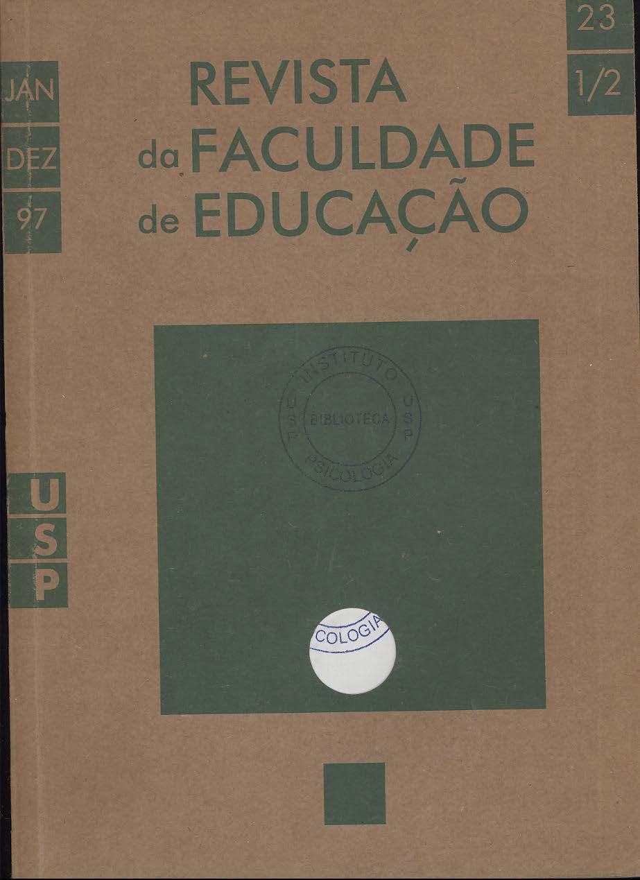 Visualizar v. 23 n. 1-2 (1997)