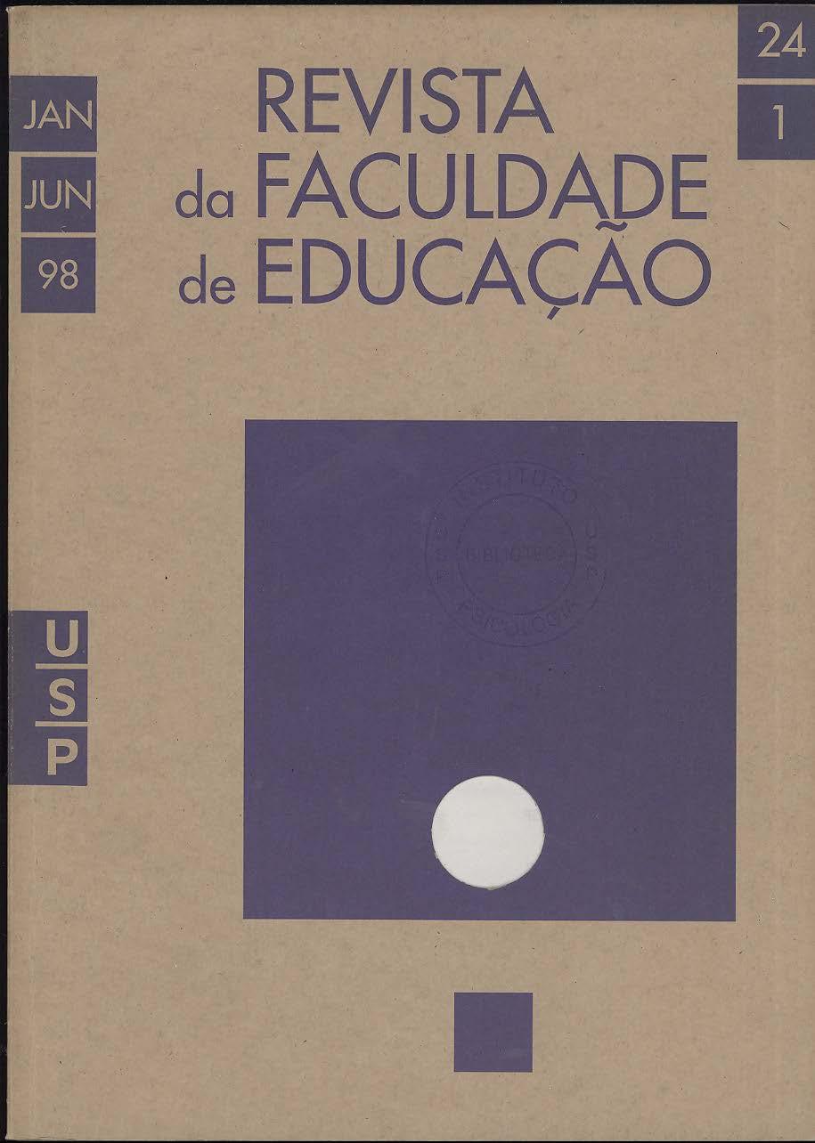 Visualizar v. 24 n. 1 (1998)