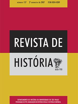 """Visualizar n. 157 (2007): DOSSIÊ – """"História e Música"""""""