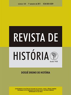 """Visualizar n. 164 (2011): DOSSIÊ – """"Ensino de História"""""""