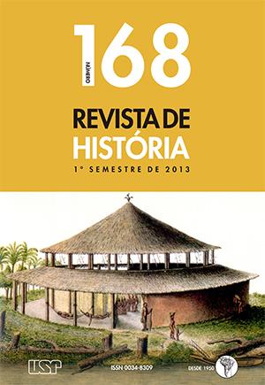 """Visualizar n. 168 (2013): DOSSIÊ – """"O Atlântico equatorial: Sociabilidade e poder nas fronteiras da América Portuguesa"""""""