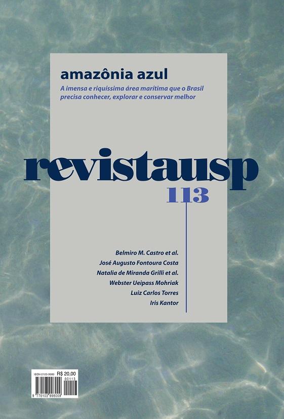 Visualizar n. 113 (2017): Dossiê Amazônia Azul