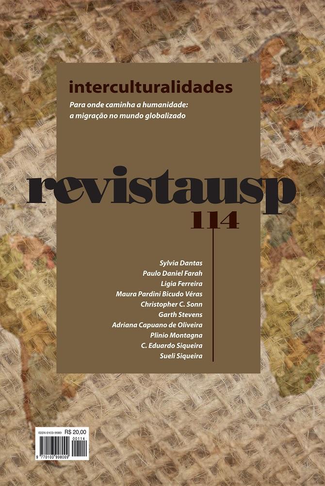 Visualizar n. 114 (2017): dossiê interculturalidades