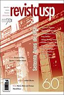 Visualizar n. 60 (2004): SETENTA ANOS DE USP