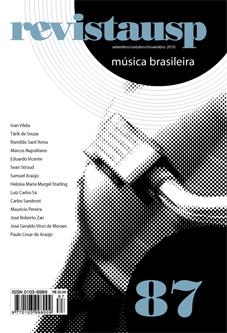 Visualizar n. 87 (2010): MÚSICA BRASILEIRA