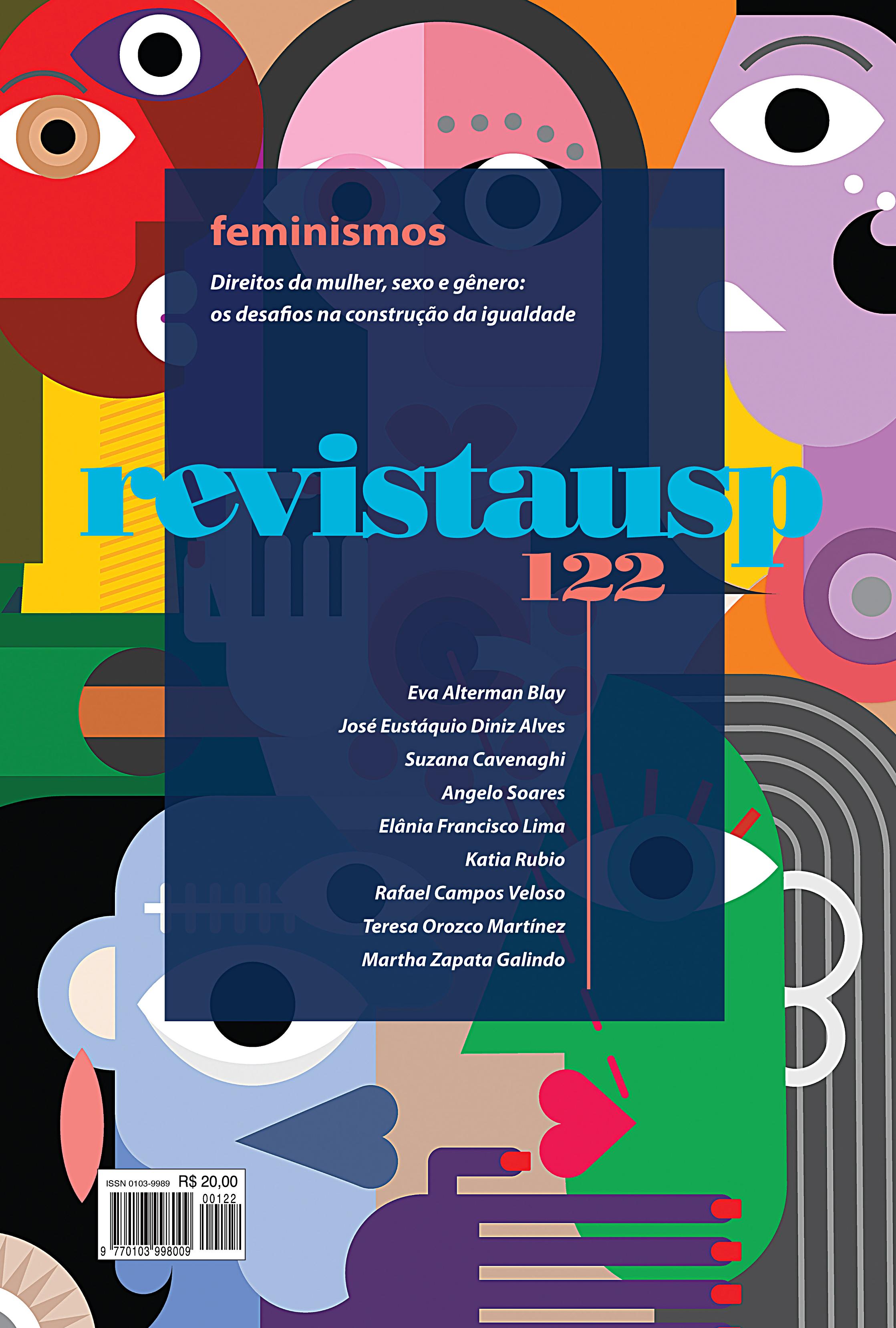 Visualizar n. 122 (2019): Dossiê Feminismos