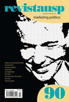 Visualizar n. 90 (2011): MARKETING POLÍTICO
