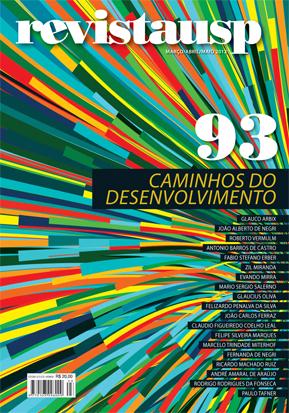 Visualizar n. 93 (2012): CAMINHOS DO DESENVOLVIMENTO