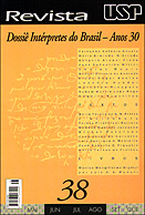 Visualizar n. 38 (1998): INTÉRPRETES DO BRASIL - ANOS 30