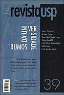 Visualizar n. 39 (1998): RUMOS DA UNIVERSIDADE