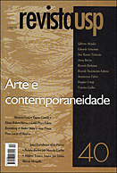 Visualizar n. 40 (1999): ARTE E CONTEMPORANIEDADE