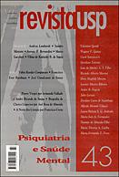 Visualizar n. 43 (1999): PSIQUIATRIA E SAÚDE MENTAL