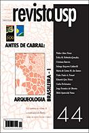 Visualizar n. 44 (1999): ANTES DE CABRAL: ARQUEOLOGIA BRASILEIRA