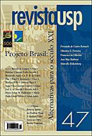 Visualizar n. 47 (2000): PROJETO BRASIL: ALTERNATIVAS PARA O SÉCULO XXI