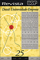 Visualizar n. 25 (1995): UNIVERSIDADE-EMPRESA