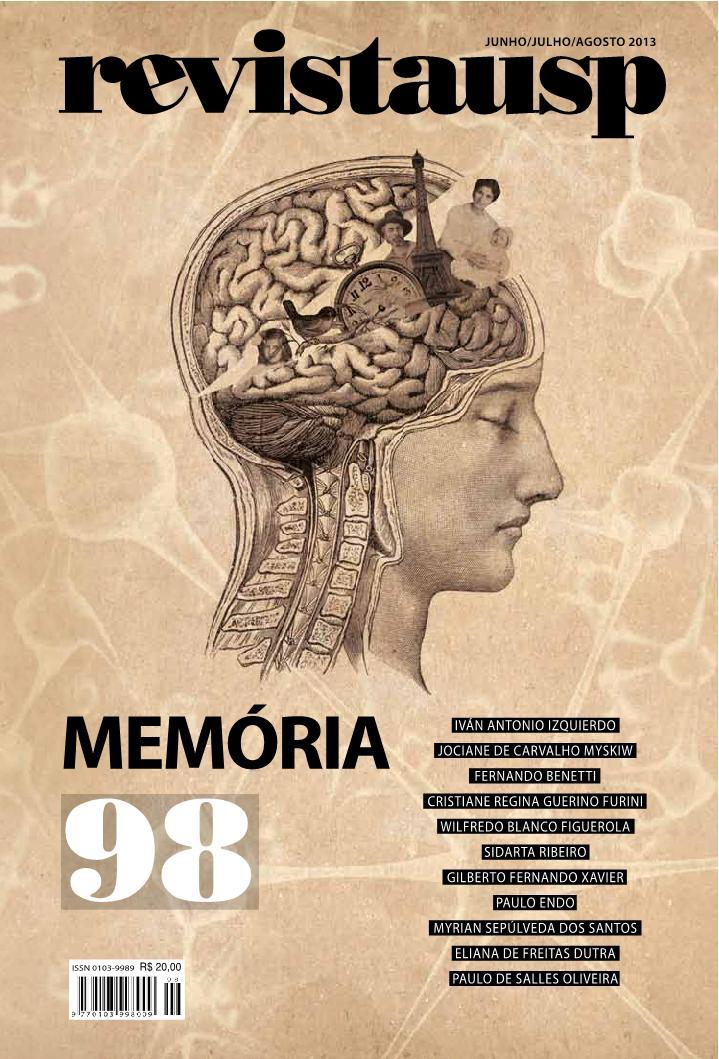 Visualizar n. 98 (2013): Memória