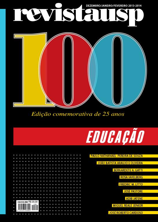 Visualizar n. 100 (2014): Educação