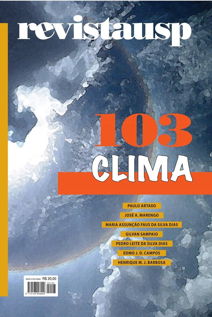Visualizar n. 103 (2014): Dossiê Clima