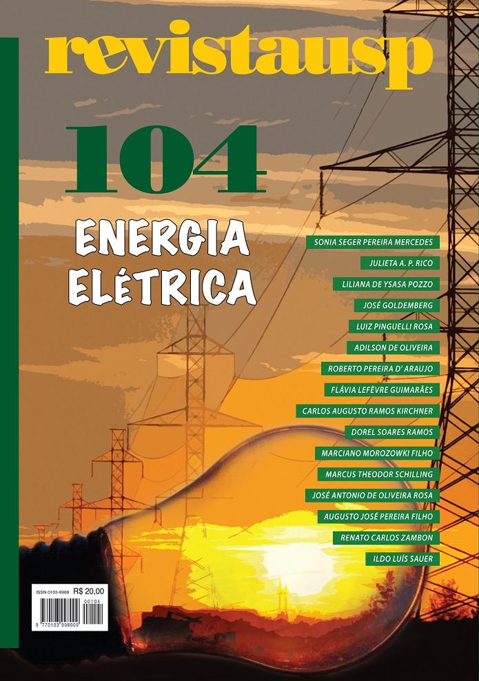 Visualizar n. 104 (2015): Energia Elétrica
