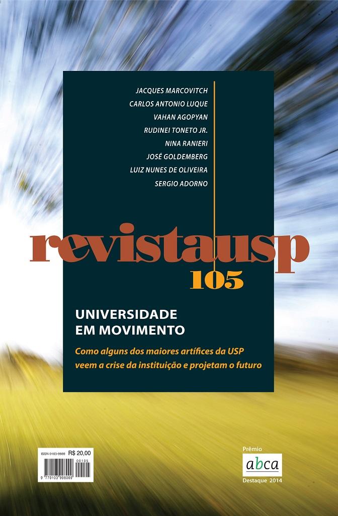 Visualizar n. 105 (2015): Universidade em Movimento