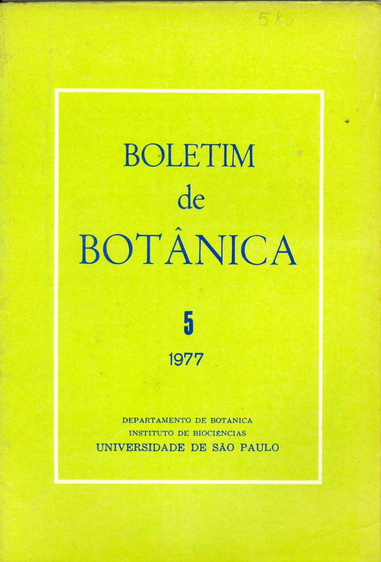 Visualizar v. 5 (1977)