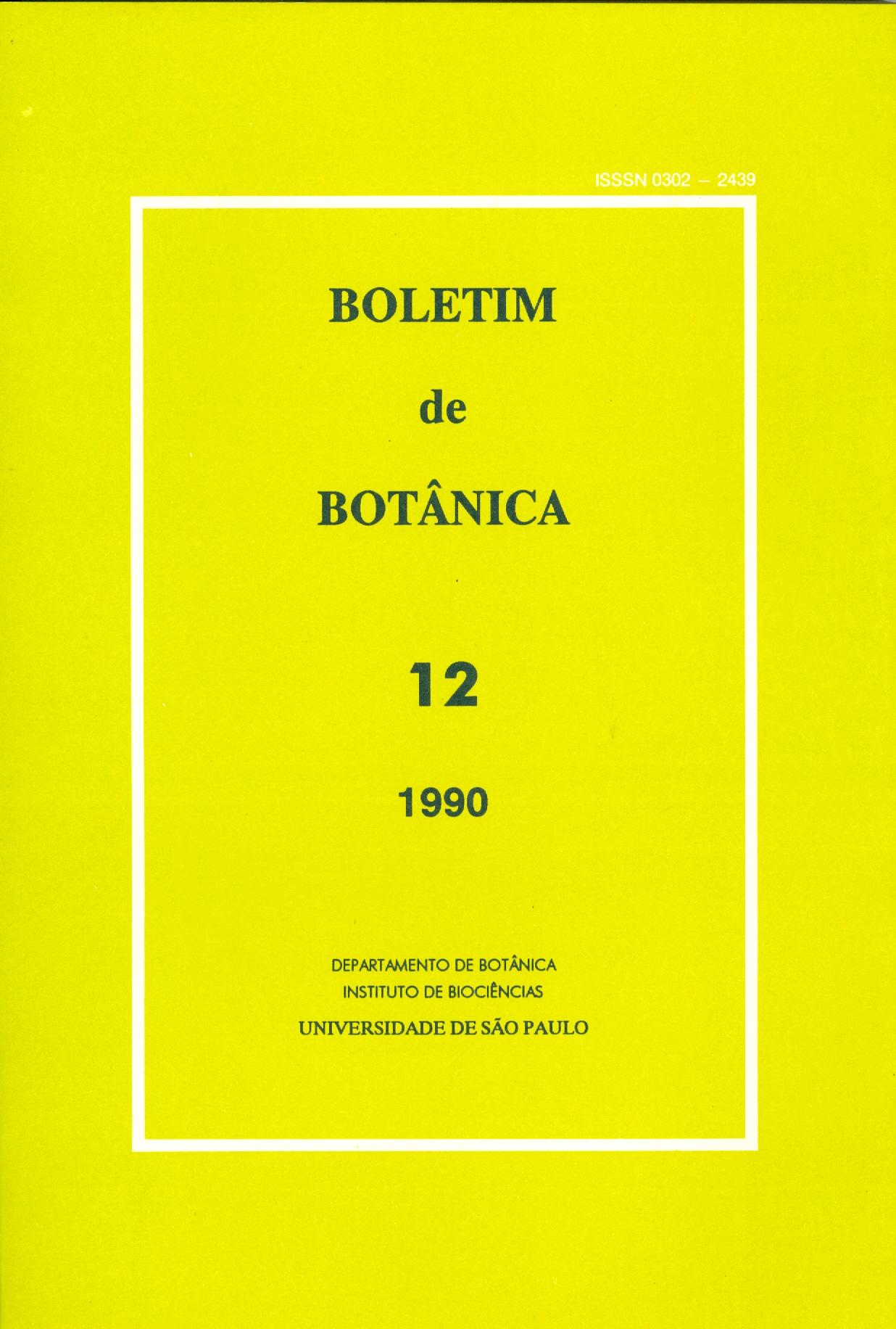 Visualizar v. 12 (1990)