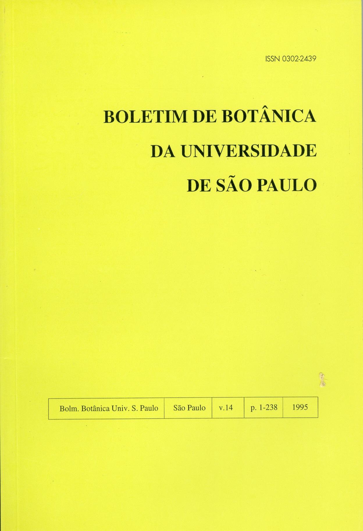 Visualizar v. 14 (1995)