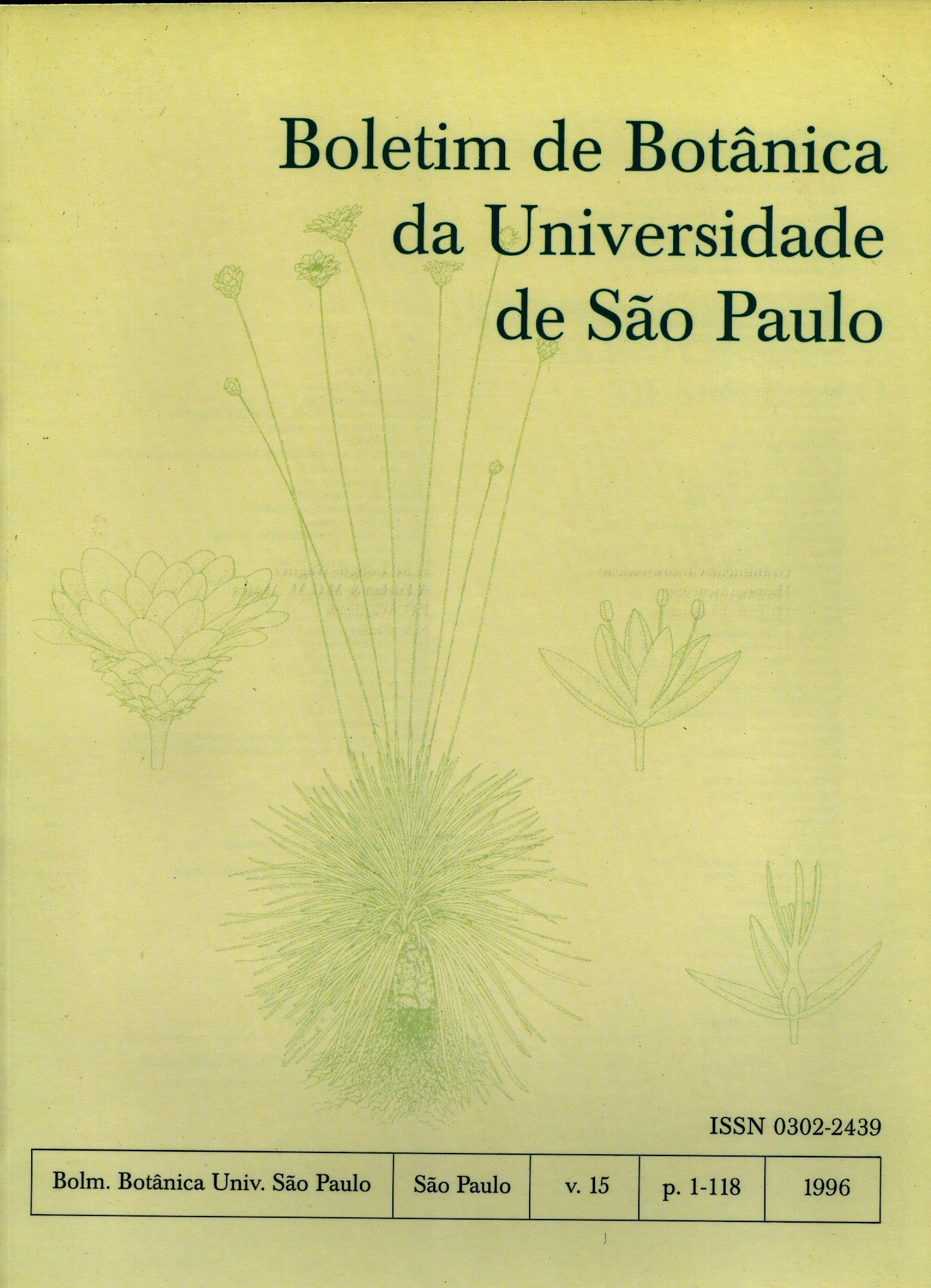 Visualizar v. 15 (1996)
