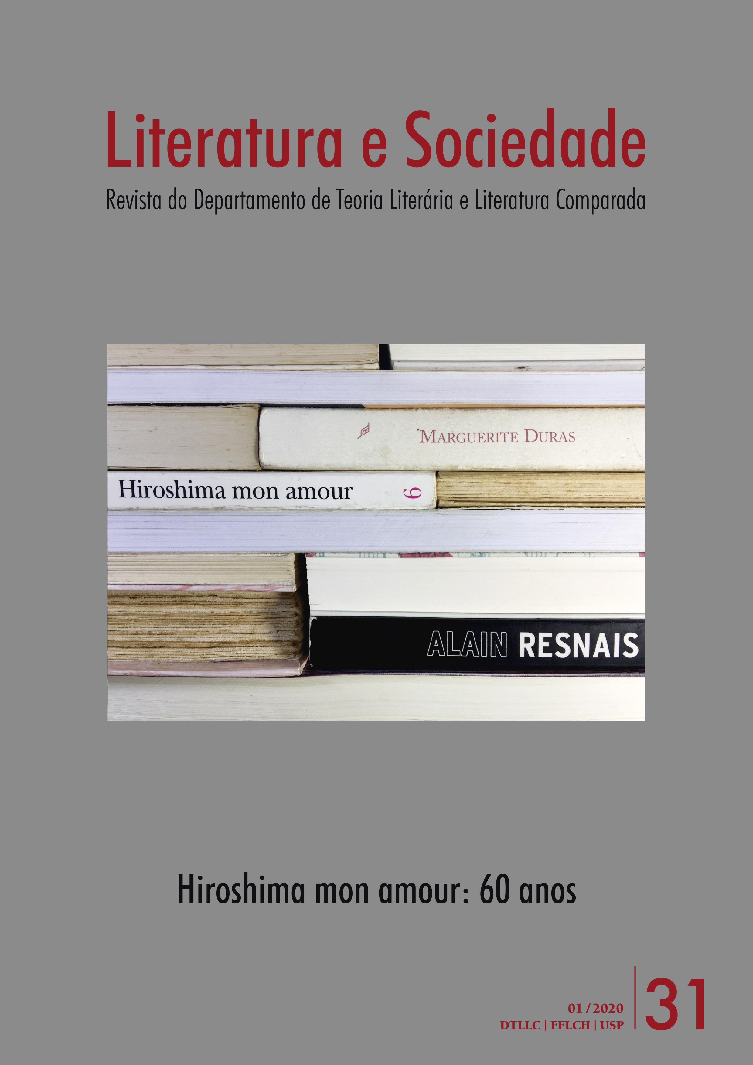 Visualizar v. 25 n. 31 (2020): Hiroshima mon amour: 60 anos