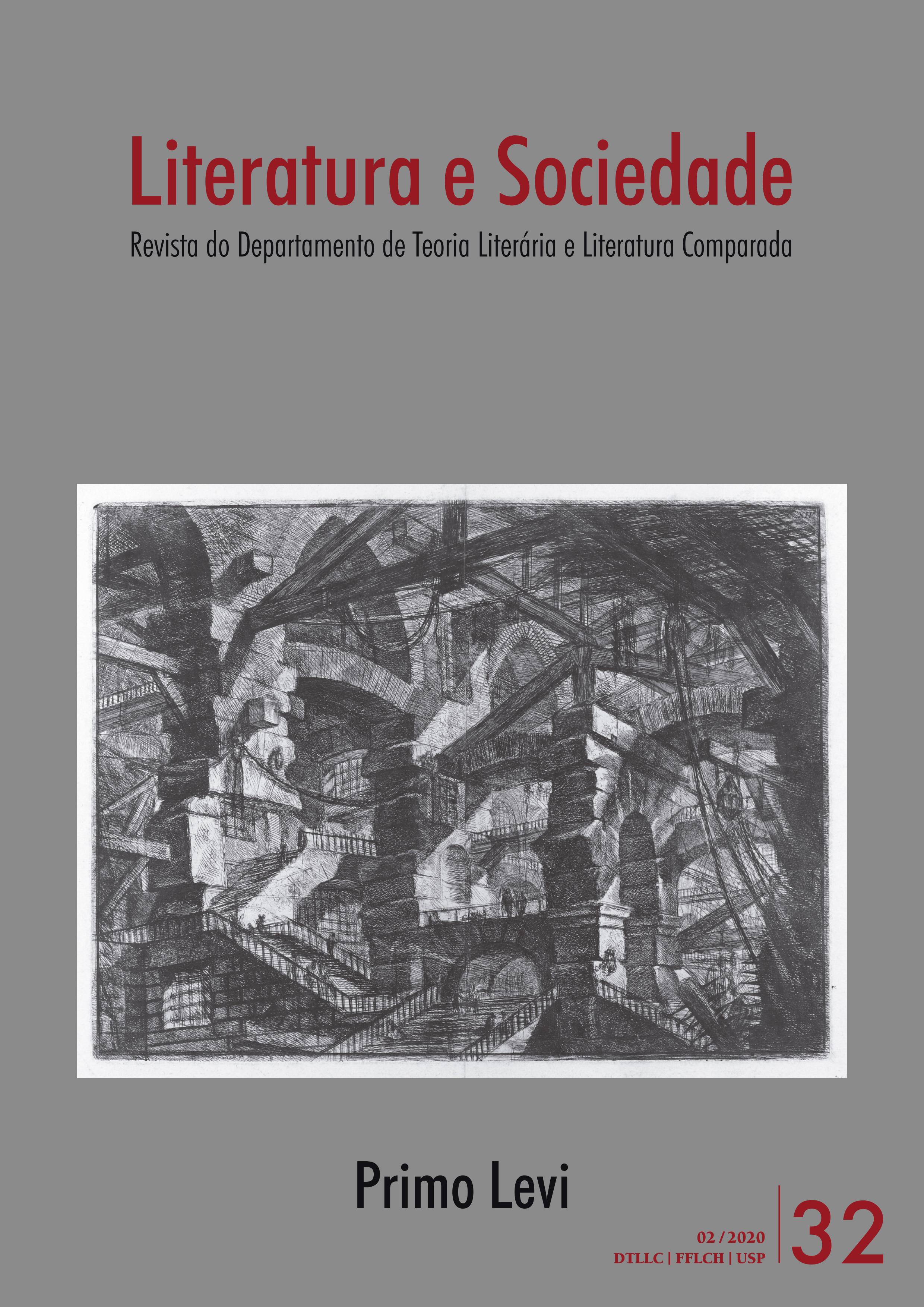 Visualizar v. 25 n. 32 (2020): Primo Levi