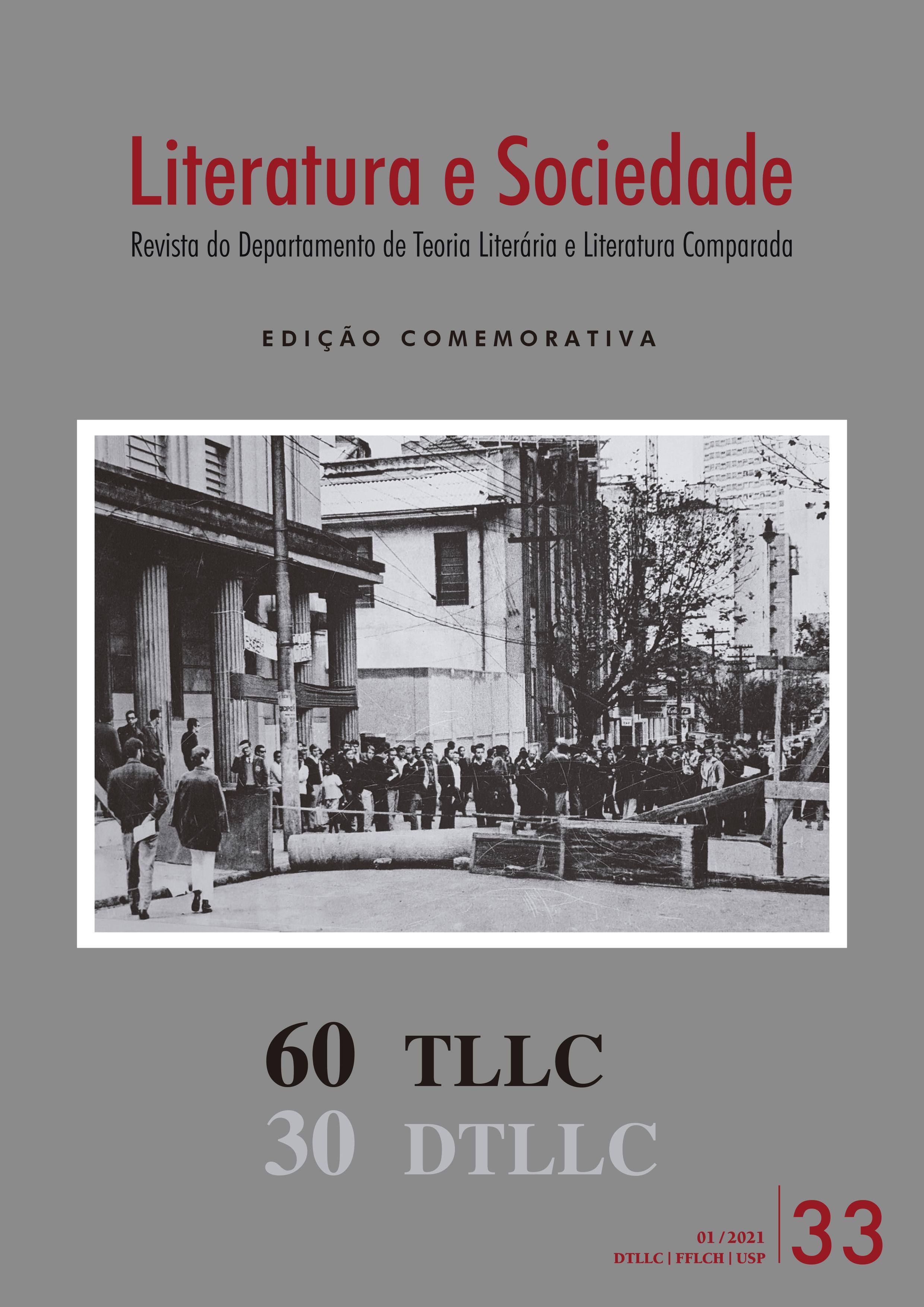 Visualizar v. 26 n. 33 (2021): 60 anos da Área TLLC | 30 anos do DTLLC