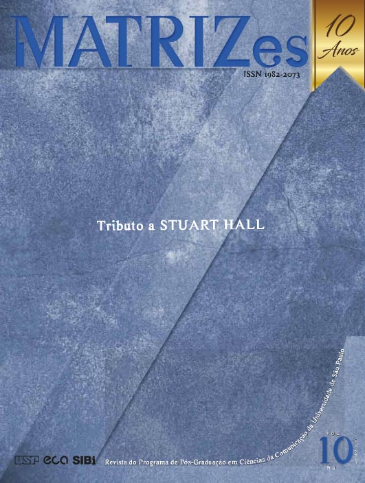 Visualizar v. 10 n. 3 (2016): Tributo a Stuart Hall