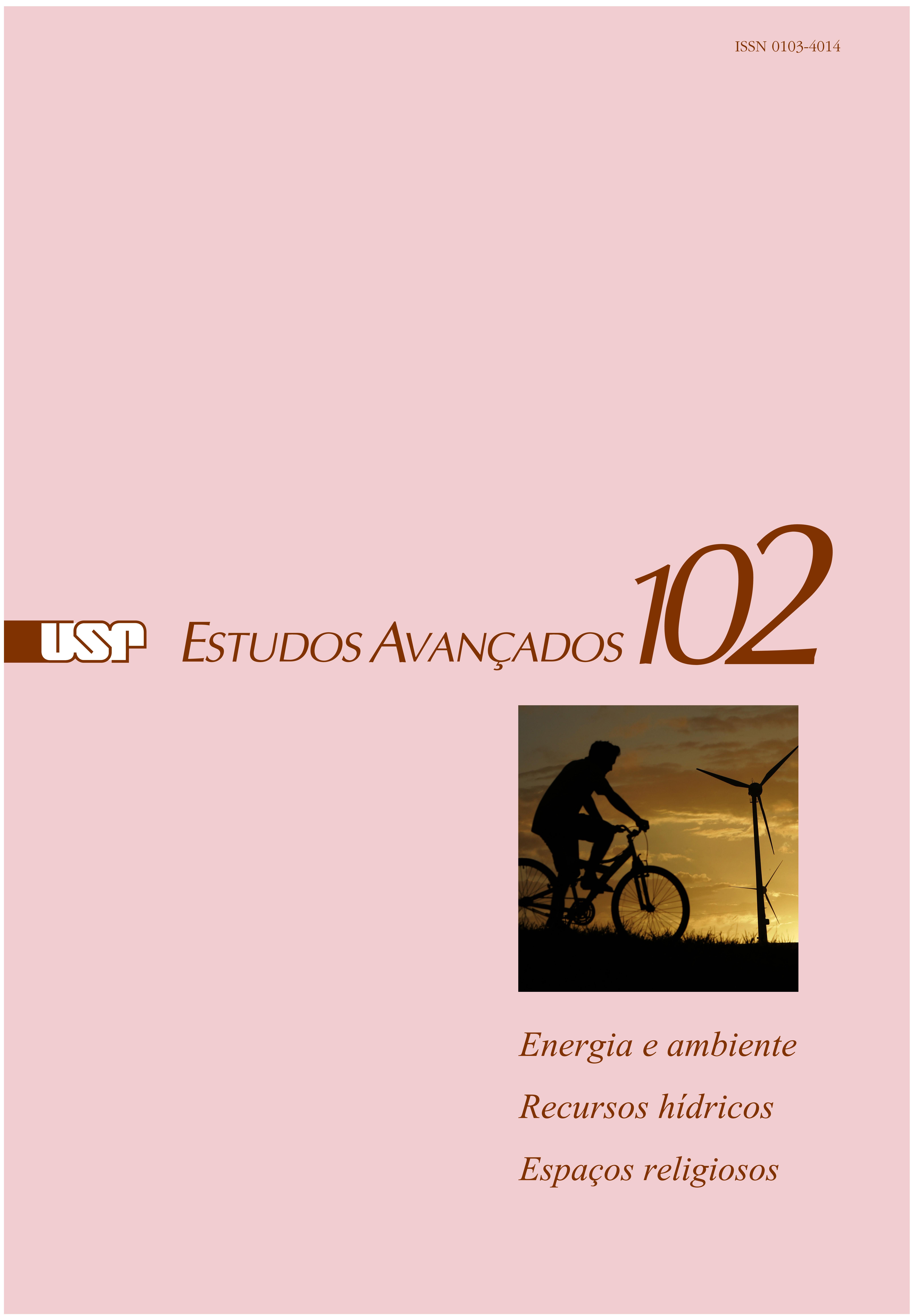 Visualizar v. 35 n. 102 (2021): Energia e ambiente/ Recursos hídricos/ Espaços religiosos