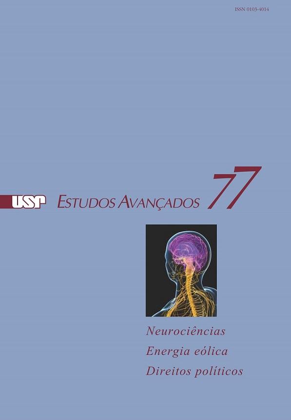 Visualizar v. 27 n. 77 (2013)