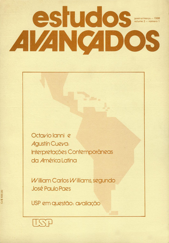 Visualizar v. 2 n. 1 (1988)