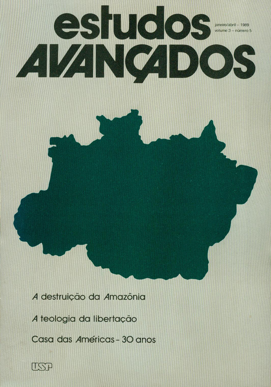 Visualizar v. 3 n. 5 (1989)