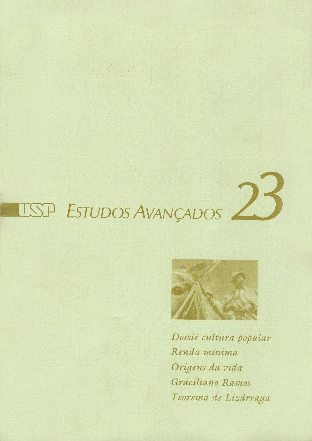 Visualizar v. 9 n. 23 (1995)