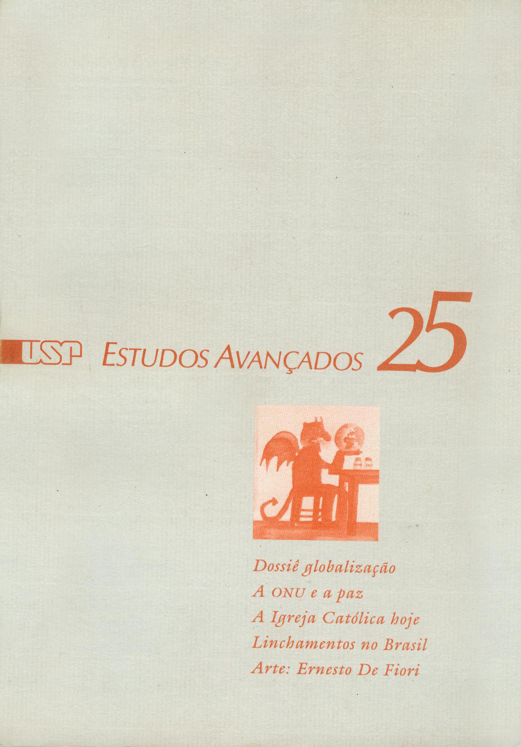 Visualizar v. 9 n. 25 (1995)