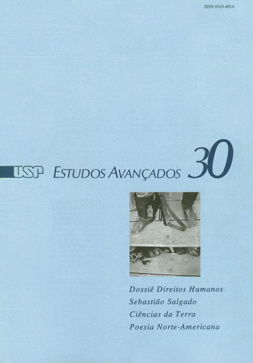 Visualizar v. 11 n. 30 (1997)