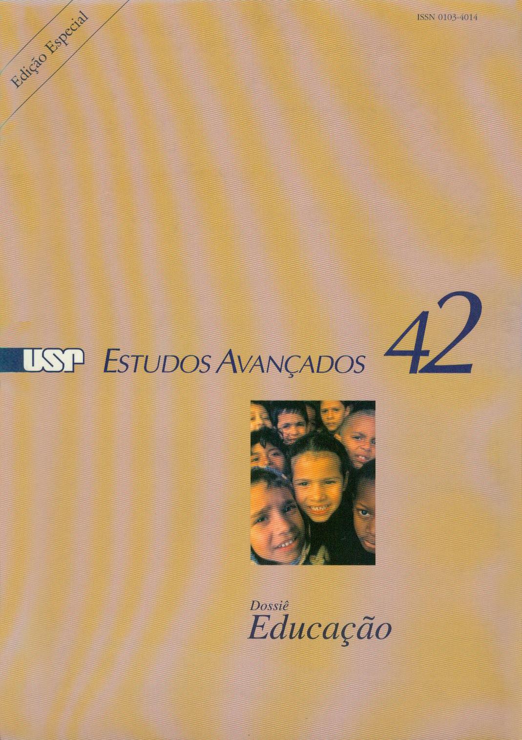 Visualizar v. 15 n. 42 (2001): Dossiê Educação