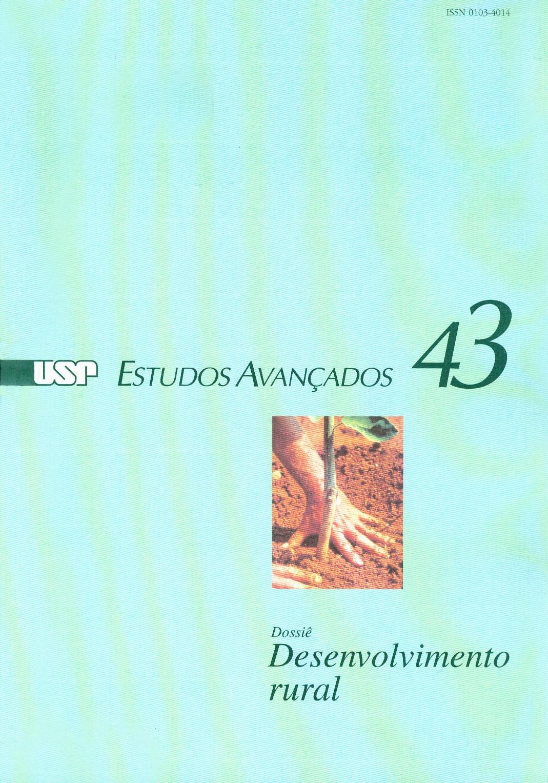 Visualizar v. 15 n. 43 (2001): Dossiê Desenvolvimento Rural