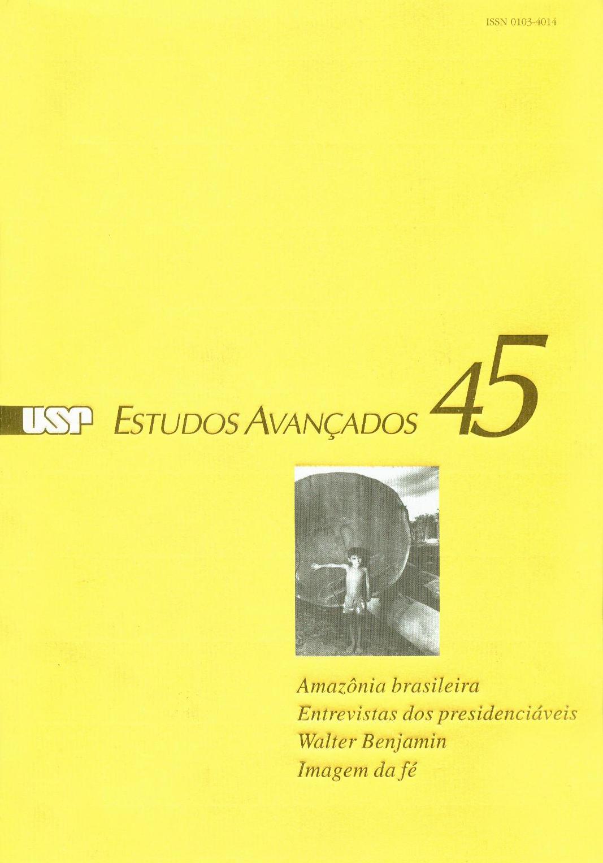 Visualizar v. 16 n. 45 (2002)