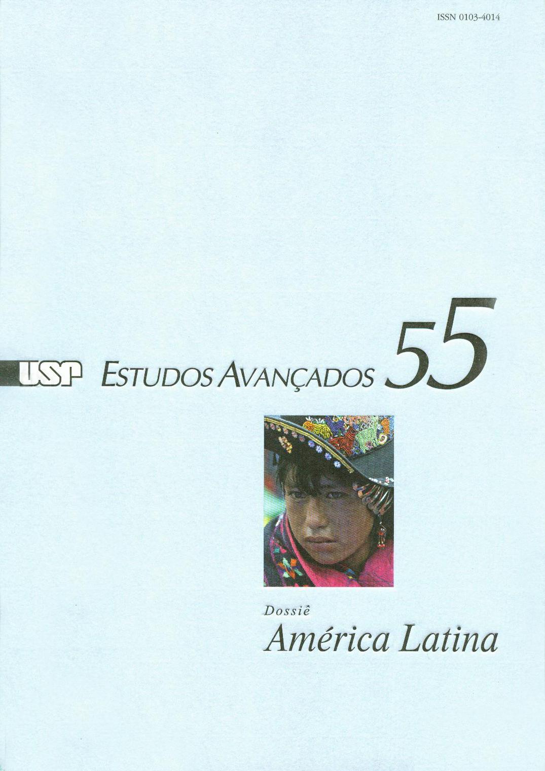 Visualizar v. 19 n. 55 (2005)