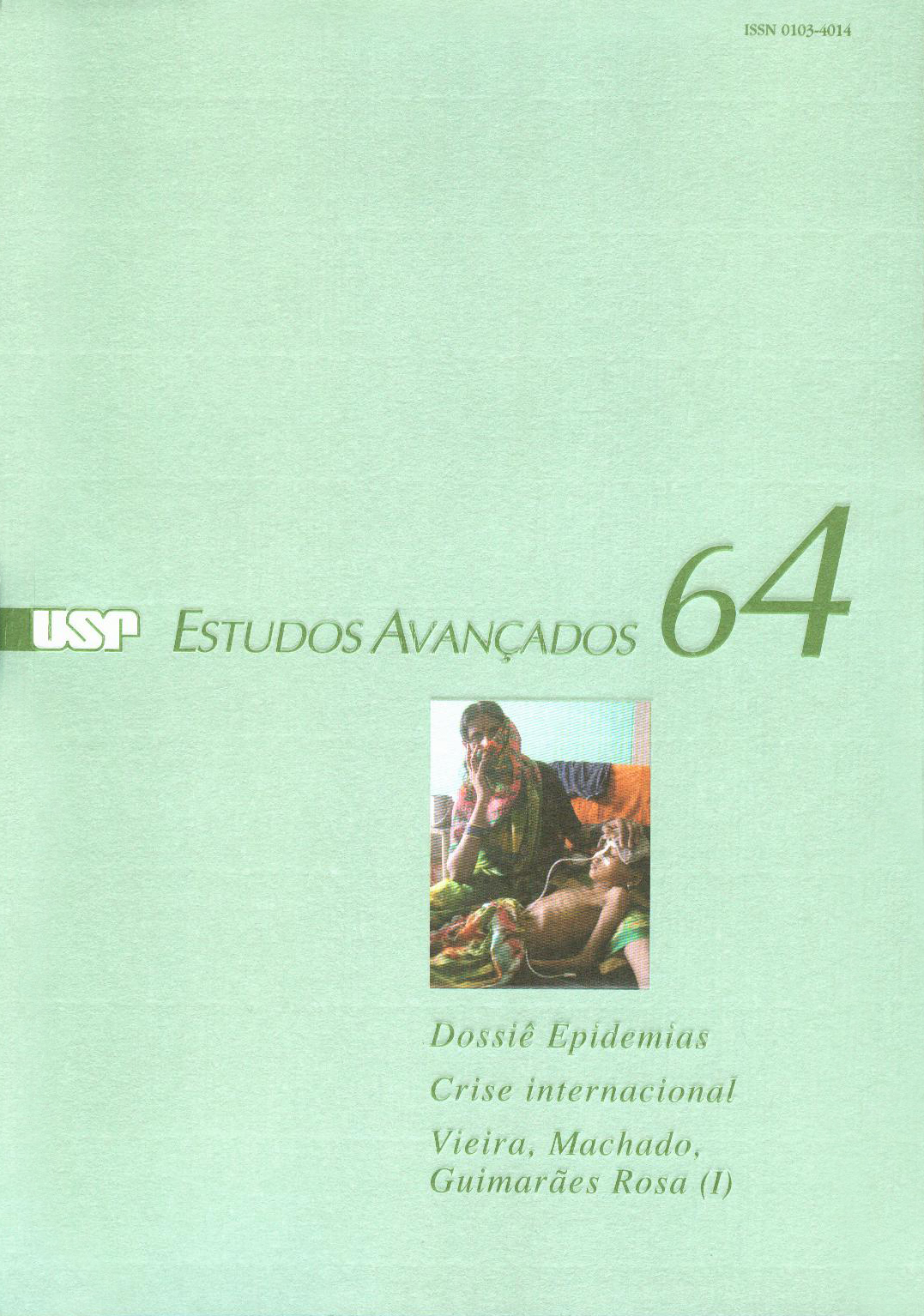 Visualizar v. 22 n. 64 (2008)