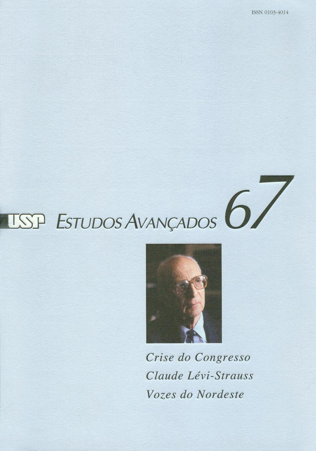 Visualizar v. 23 n. 67 (2009)