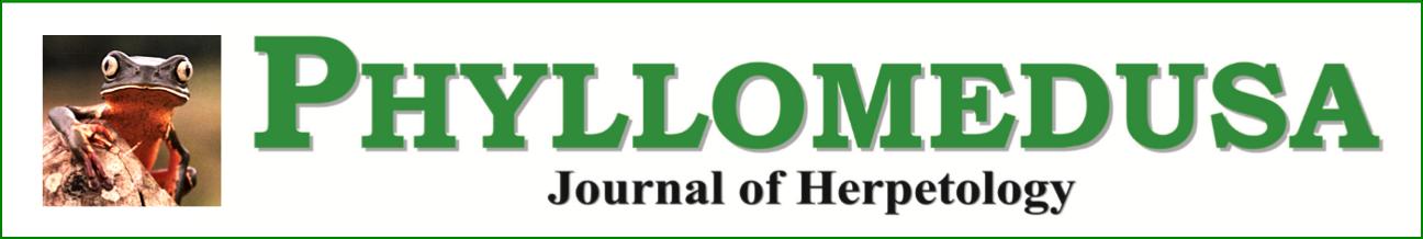 PHYLLOMEDUSA: Journal of Herpetology