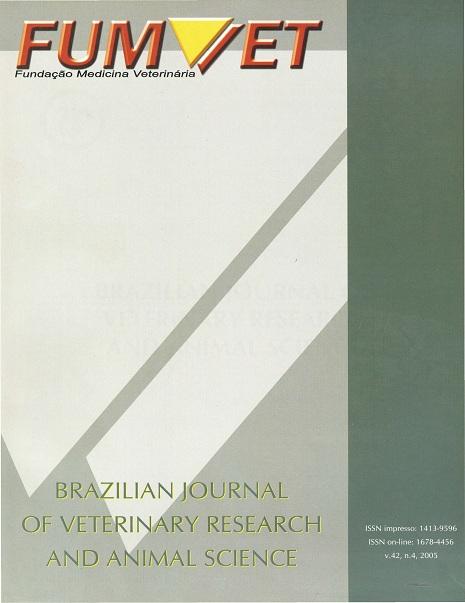 View Vol. 42 No. 4 (2005)