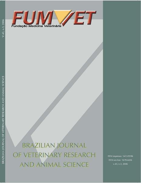 View Vol. 43 No. 3 (2006)