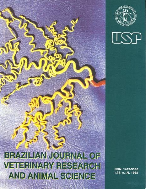 View Vol. 35 No. 1 (1998)