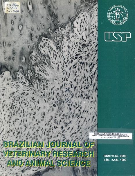View Vol. 36 No. 5 (1999)
